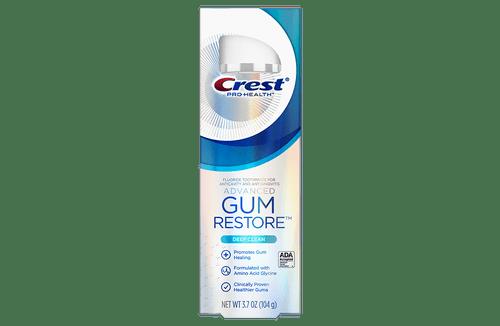 Crest Pro-Health Advanced Gum Restore Toothpaste, Deep Clean