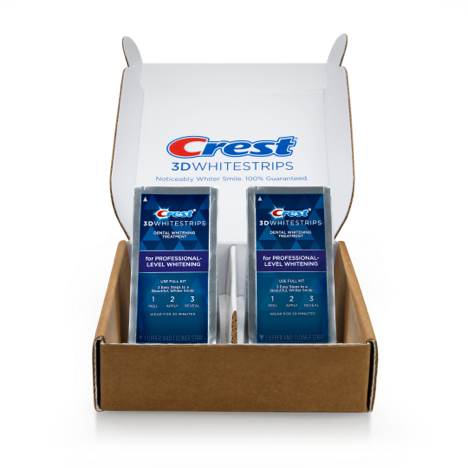 Crest white smile: EXCLUSIVE OFFERS AND DISCOUNTS!