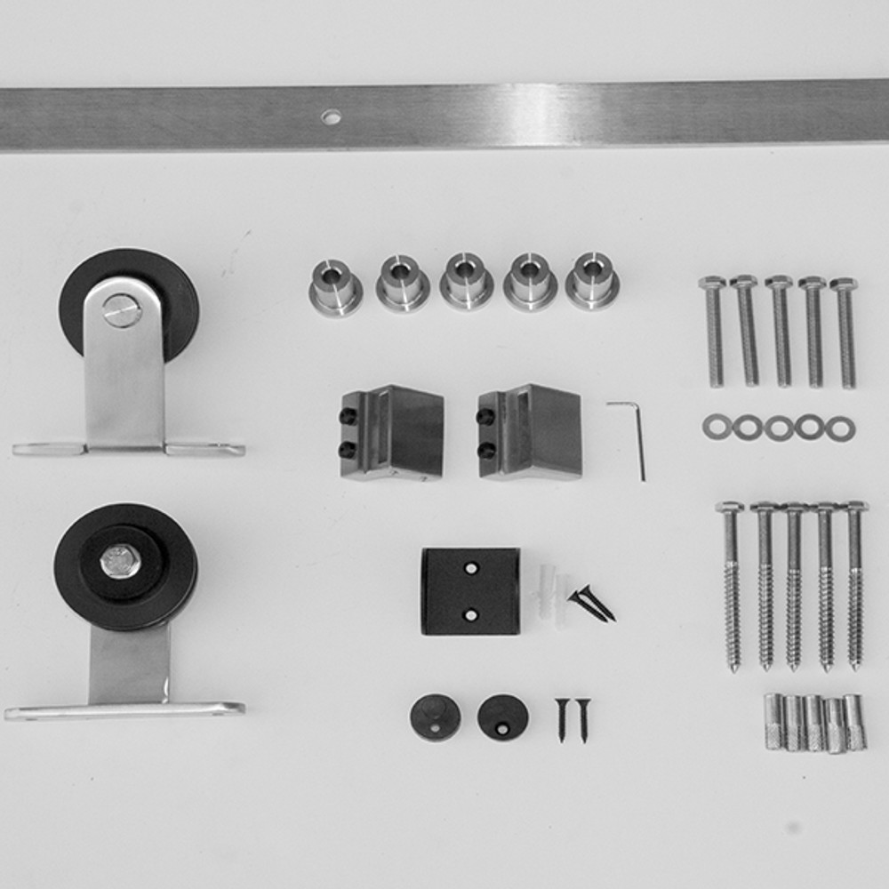 Stainless Steel Gage Hardware Kit