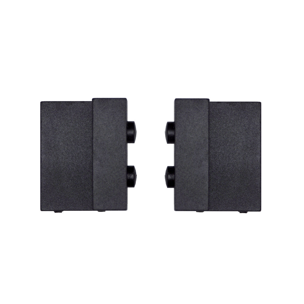 Black Barn Door Stoppers