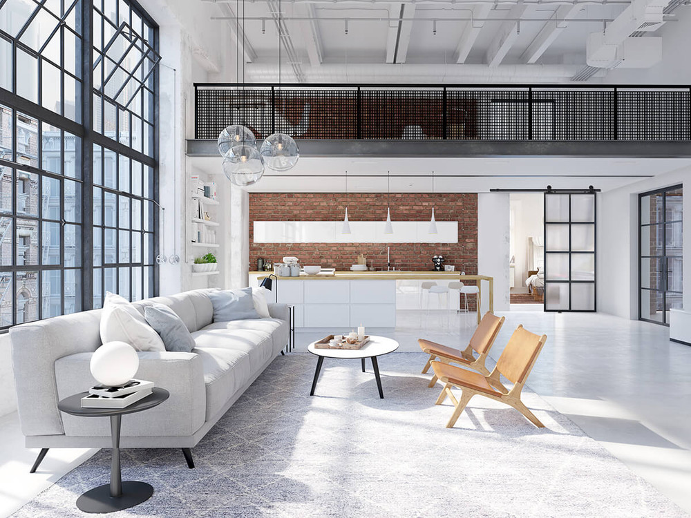 A Guide to Interior Design Styles: Industrial