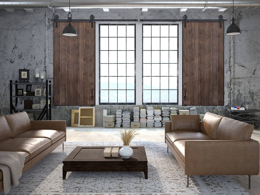 ​A Guide to Interior Design Styles: Industrial