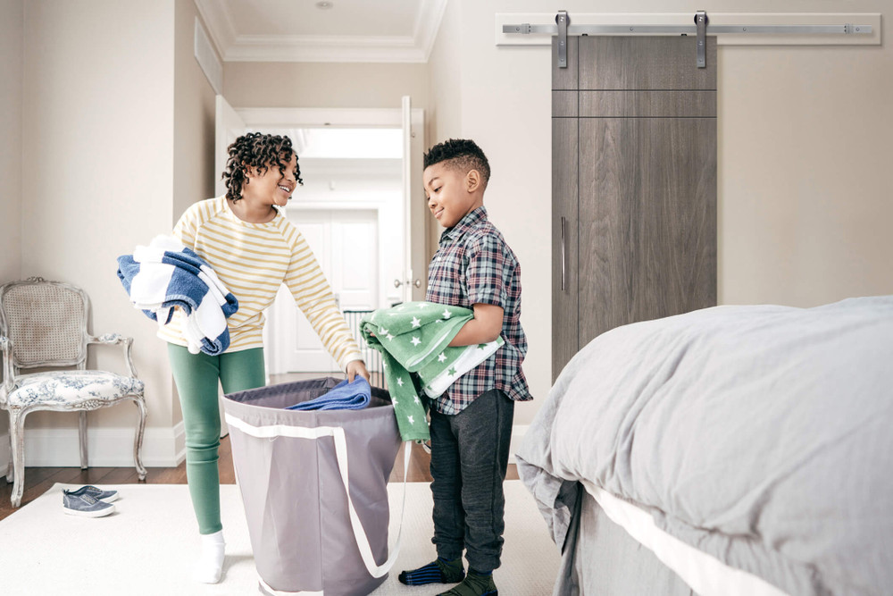 How to Make Spring Cleaning Fun for Kids