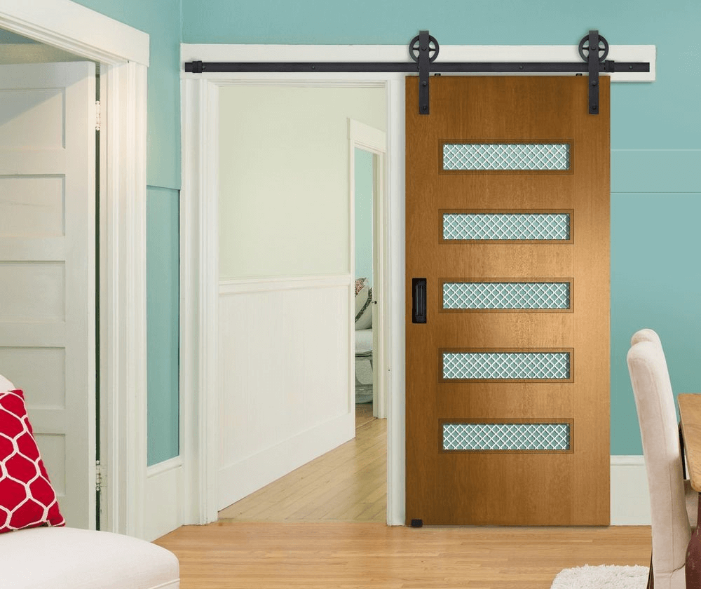 How to Choose a Barn Door Style that Fits with your Home Decor