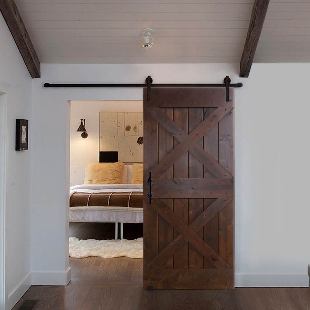 A Look at BarnCraft Classic Barn Doors: Double Z Barn Door