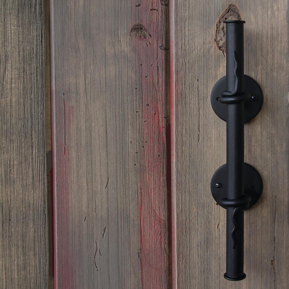 A Look at Barn Door Hardware: Gila Barn Door Pull Handle