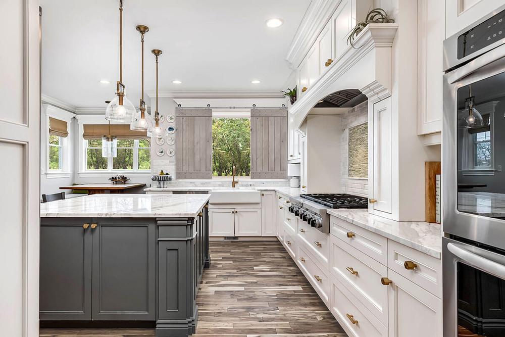  Five Kitchen Organizing Tips