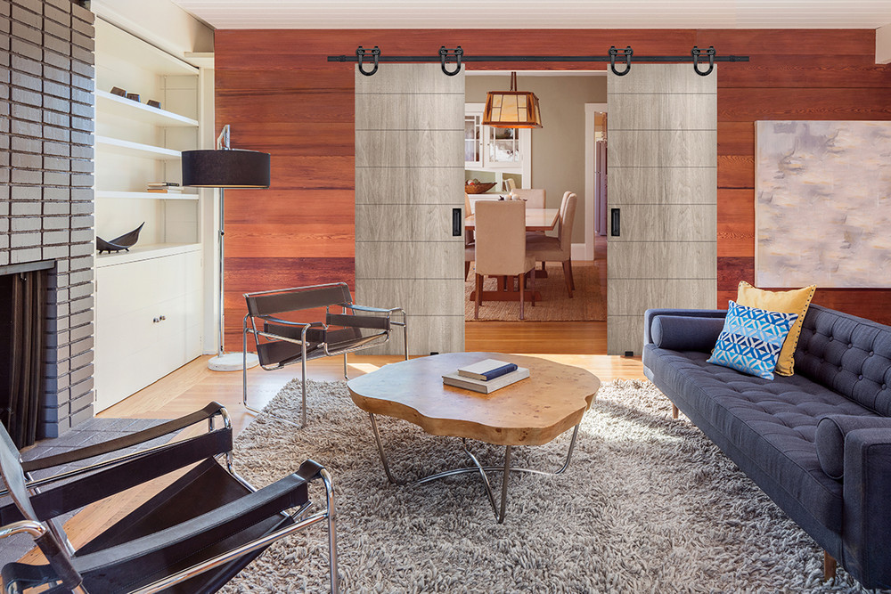  A Guide to Interior Design Styles: Contemporary Mid-Century Modern