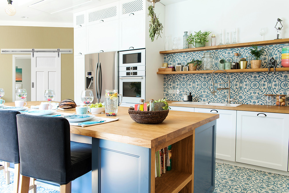 A Guide to Interior Design Styles: Mediterranean