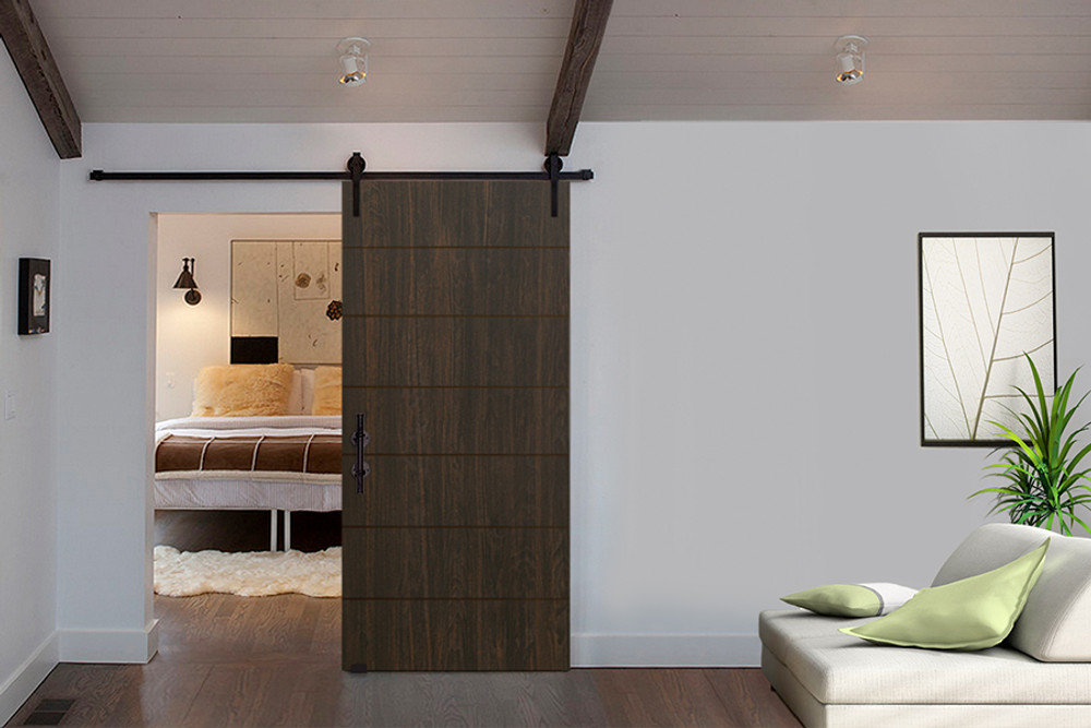 ​A Look at BarnCraft Modern Barn Doors Westwood Barn Door