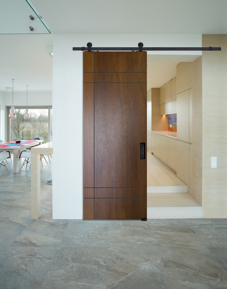 ​A Look at The BarnCraft Modern Door Series' Inglewood Modern Door