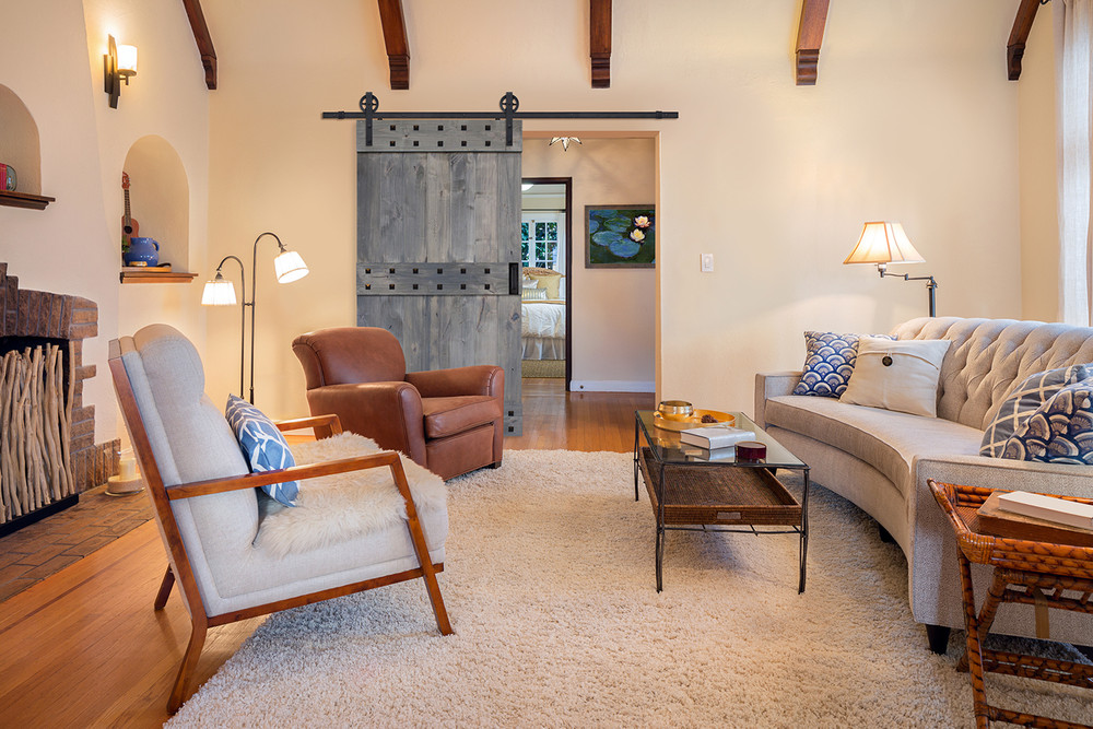 A Guide to Interior Design Styles: Rustic