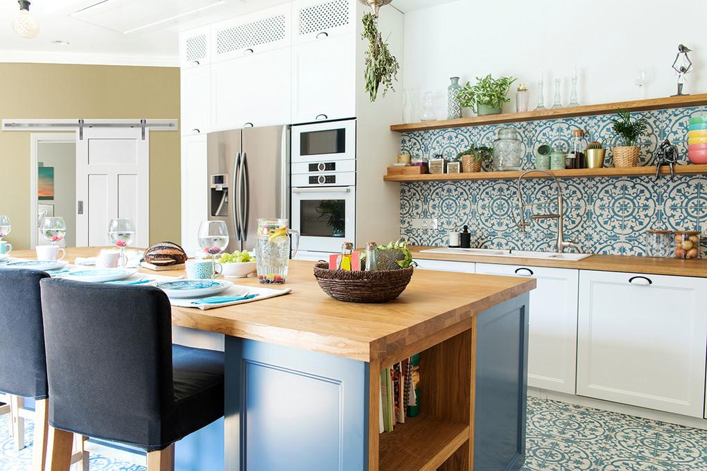 A Guide to Interior Design Styles: Mediterranean