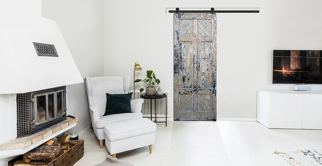 New Year, New Door? 5 Ideas to Repurpose an Old Barn Door