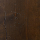 Distressed Canyon Brown Finish Sample