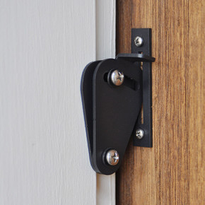 Installed Privacy Lock
