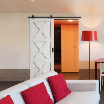 Triple X Barn Door