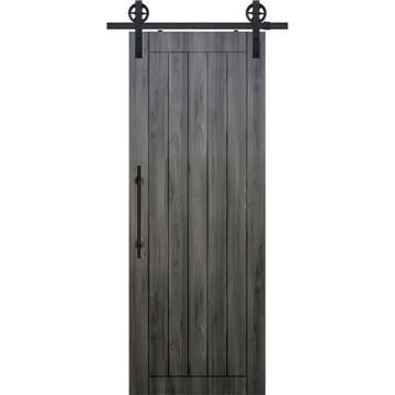 1 panel plank MDF in Dusk
