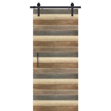 Longhorn Barn Door