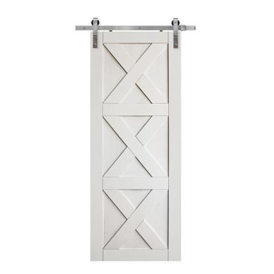Triple X Barn Door