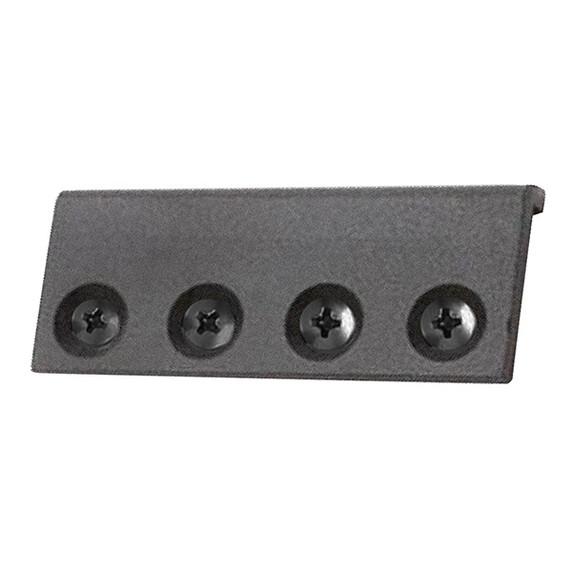 Double Door Rail Connector