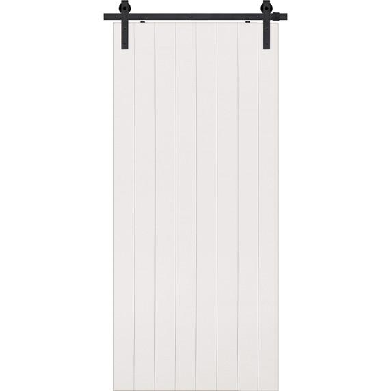 Full Plank Barn Door