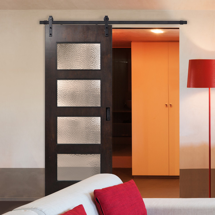 Santa Monica Birch Modern Barn Door