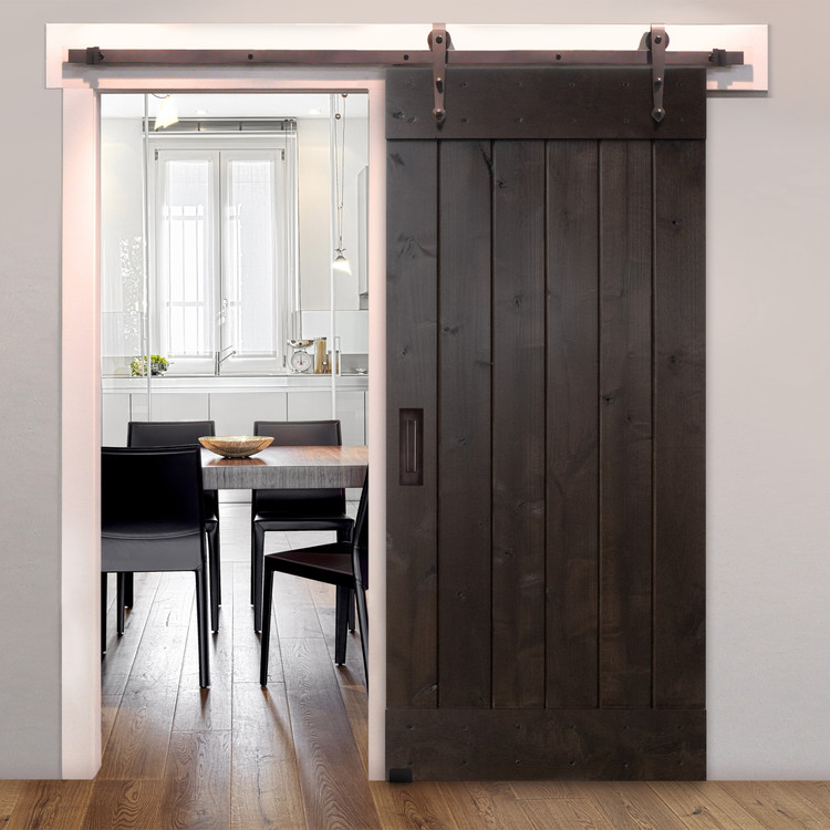 Plank Barn Door