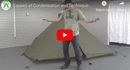 How To Reduce Tent Condensation