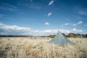 Cimarron Light Hot Tent in Sage Green