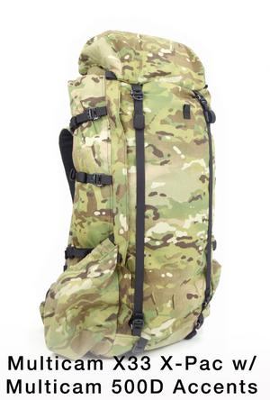 3500 Series Custom Backpack