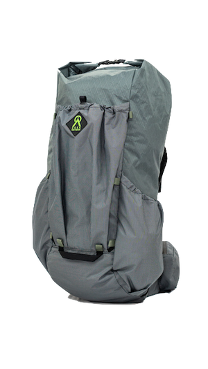 Flight Ultralight Backpacking Backpack X-Pac and Spectra