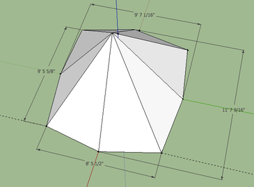 Cimarron Angles and Dimensions