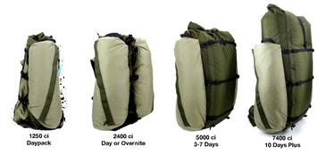 Seek Outside Saker Hunting Backpack Four Modes