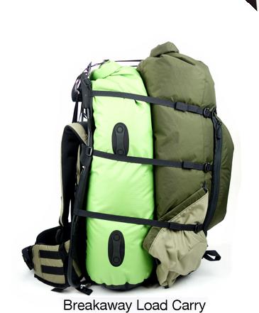 3500 Series Custom Pack Bag Only