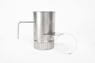 Medium U-Turn Ultralight Tent Stove & Stovepipe
