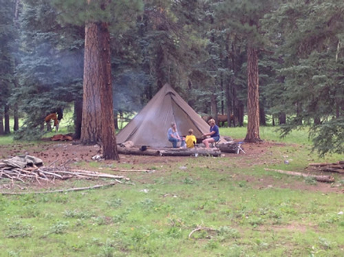 12 Person Tent Tipi Style