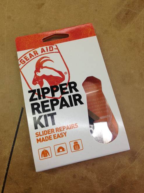 zipper repair kit from gear aid