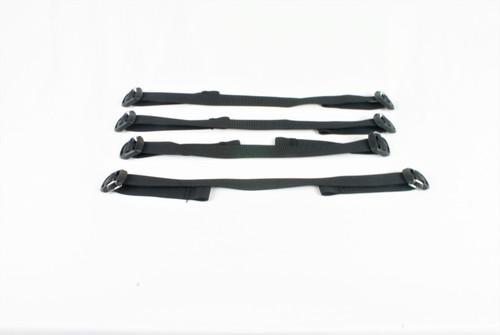 Backpack Gatekeeper Straps (Set of 4)
