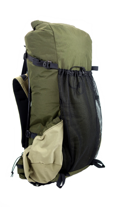 Gila 3500 Ultralight Backpack - Olive Green