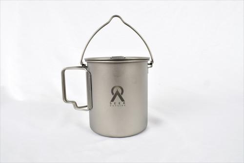 Titanium Bail Handle Mug
