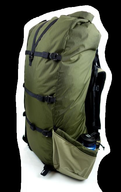 4800 Series Custom Pack Bag Only