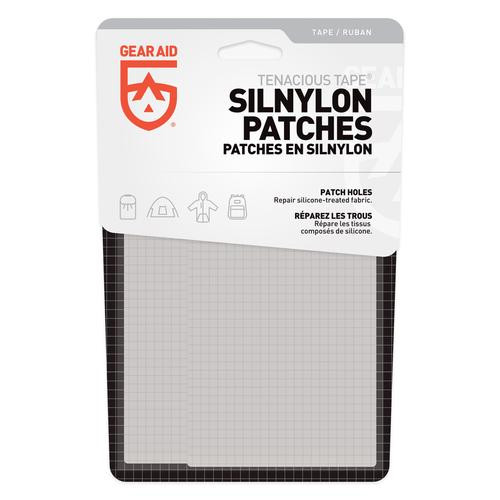 Tenacious Tape Silnylon Patches