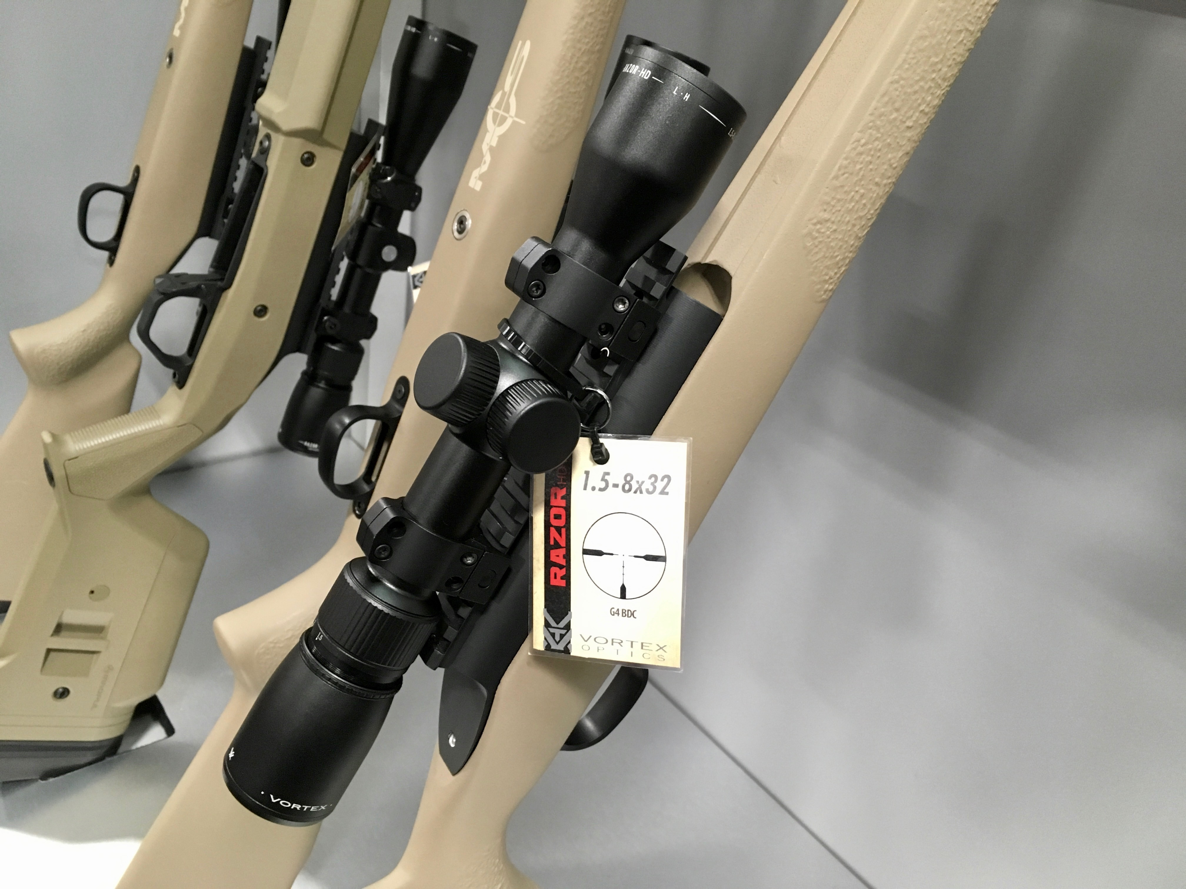 SHOT show highlights - Seek Outside