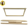 Frame, double-groove, unassembled Flat Pack