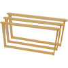 Frames are available in 3 sizes