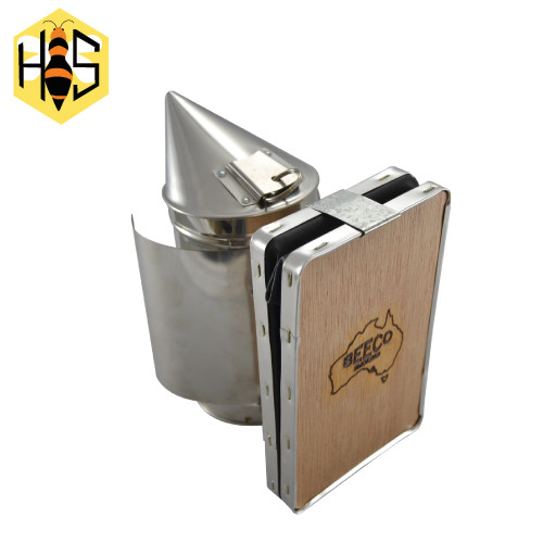 Smoker Beeco Stainless Steel 4""