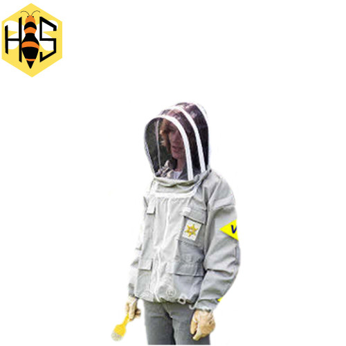 S41 Sherriff Honey Rustler - English made Jacket with Hood