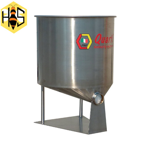 400kg Honey Tank - complete drain