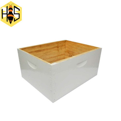 10 Frame FULL DEPTH Assembled Hive Box - RTG